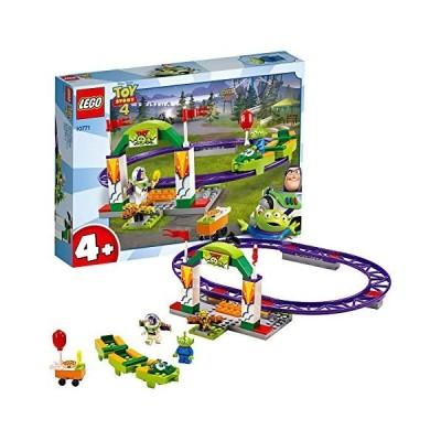 AP:レゴ LEGO トイストーリー4 カーニバルのわくわくコースター 10771 ディズニー ブロック おもちゃ 女の子 男の子