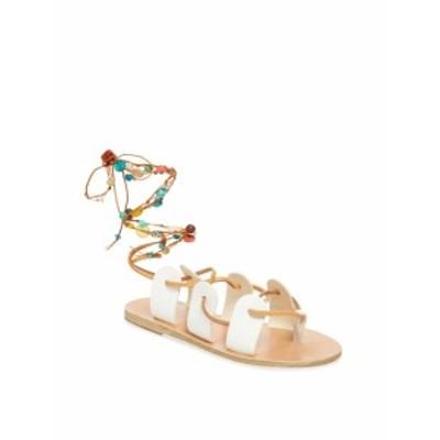 エンシェントグリークサンダル レディース シューズ サンダル Amaryllis Stones Leather Sandal