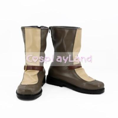高品質 高級 オーダーメイド ブーツ 靴 フェイト・グランドオーダー 風 Fate Grand Order FGO Paul Bunyan Cosplay Shoes Boots