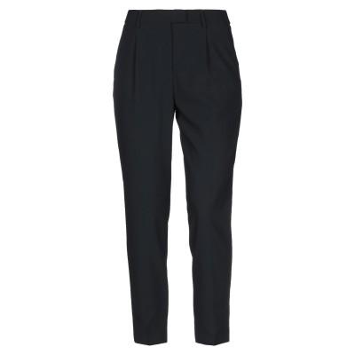PESERICO SIGN パンツ ブラック 42 ポリエステル 100% パンツ
