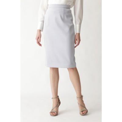 ハイツイストセットアップスカート グレー1