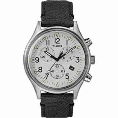腕時計  Timex MK1 グリーンダイヤル キャンバスストラップ メンズウォッチ TW2R68800