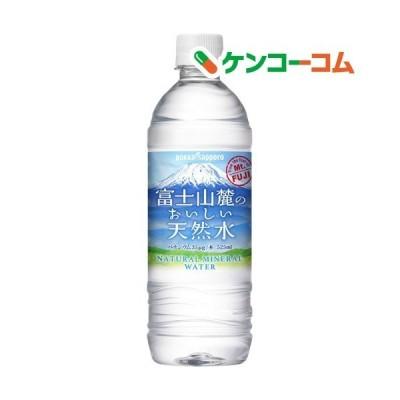 富士山麓のおいしい天然水 ( 525ml*24本入 )