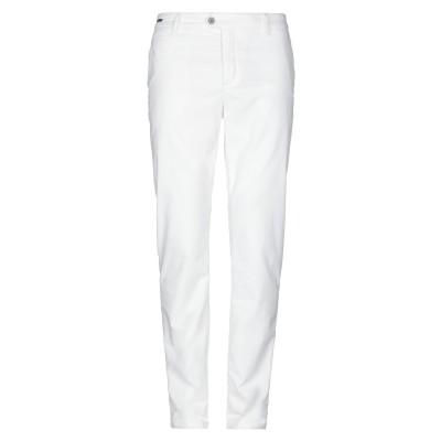 TELERIA ZED パンツ ホワイト 38 コットン 98% / ポリウレタン 2% パンツ