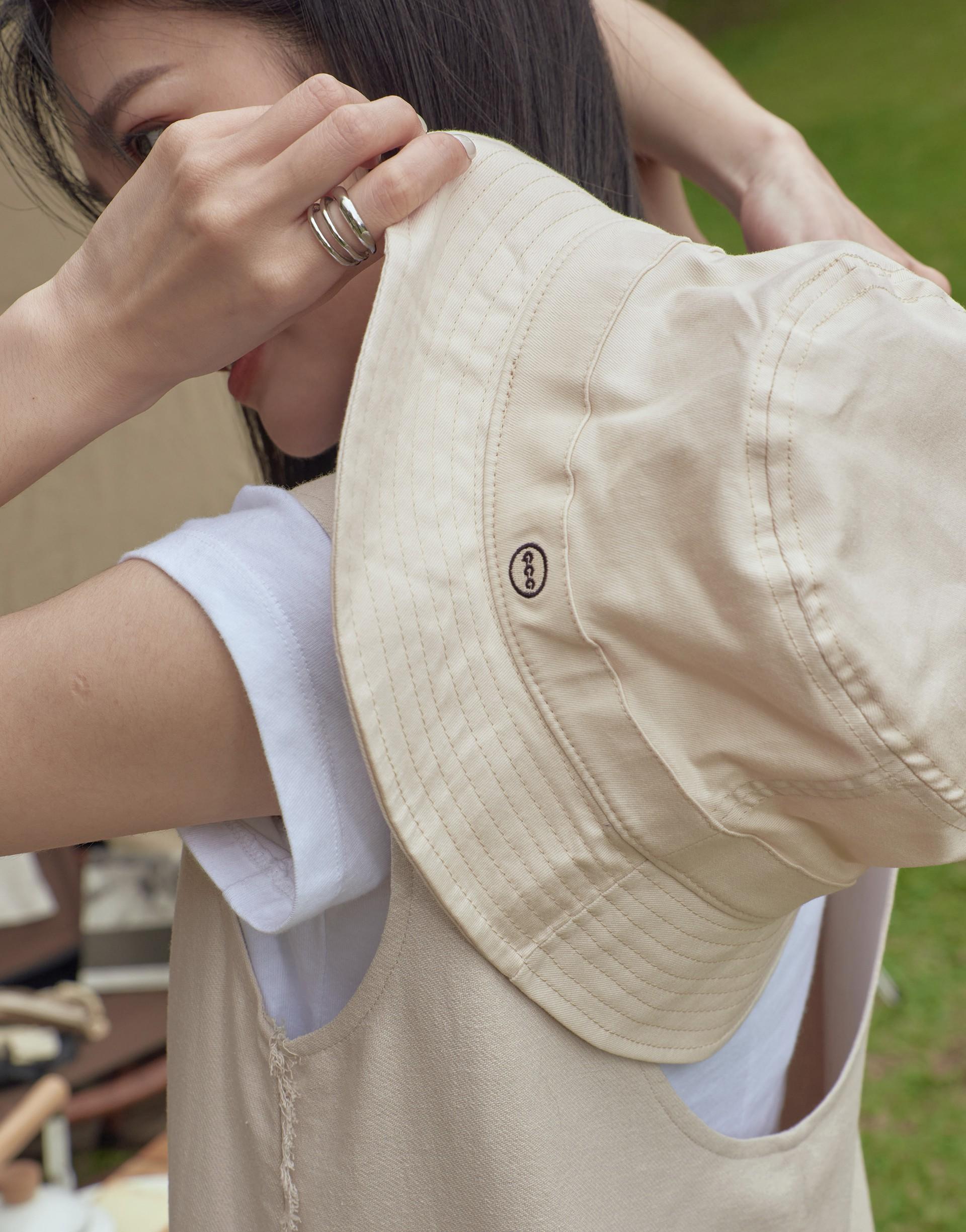 露營漁夫帽(有帽繩)-PAZZO