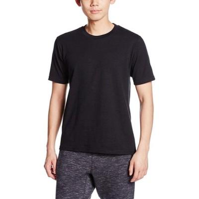ボンマックス スラブTシャツ (MS1143) [色 : ブラック] [サイズ : XS]