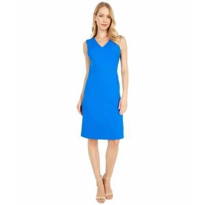 ラルフローレン ワンピース トップス レディース Aymeline Sleeveless Day Dress Portuguese Blue