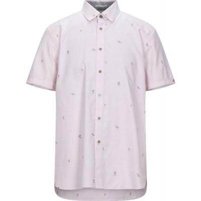 テッドベーカー TED BAKER メンズ シャツ トップス Patterned Shirt Pink