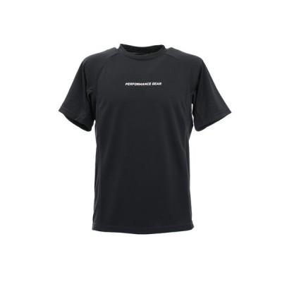 ピージー(PG) ドライプラス 漢字Tシャツ 761PG0TF8332 BLK (メンズ)