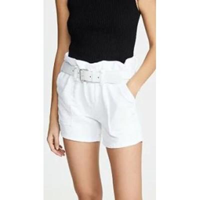 RtA レディースデニム RtA Saint Shorts Optic White