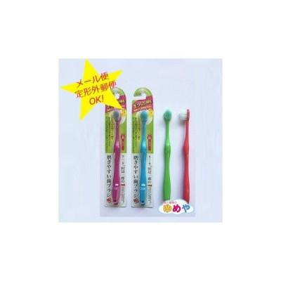 (メール便200円で5本までOK)歯ブラシ職人 田辺一郎の(磨きやすい)歯ブラシ LT-30 6列ワイドタイプ