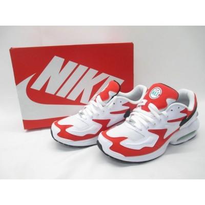 NIKE AIR MAX 2 LIGHT AO1741-101 28.5cm スニーカー 靴 中古 メンズ ∴WT1227