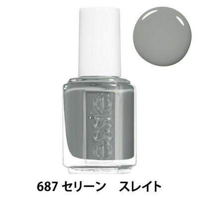 essie(エッシー) ネイルポリッシュ 687(セリーン スレイト)