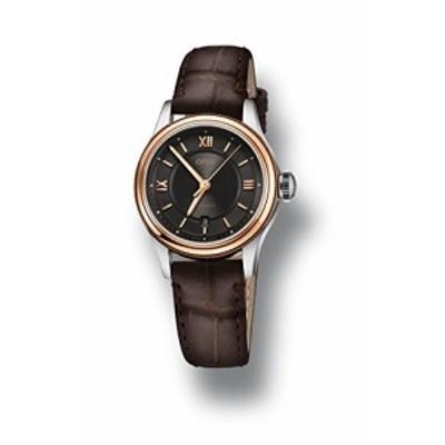 腕時計 オリス メンズ Oris Classic Date / Grey/Brown