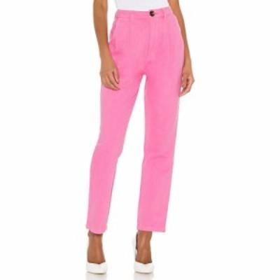 ローラズ ROLLAS レディース ボトムス・パンツ Horizon Linen Pant Hot Pink