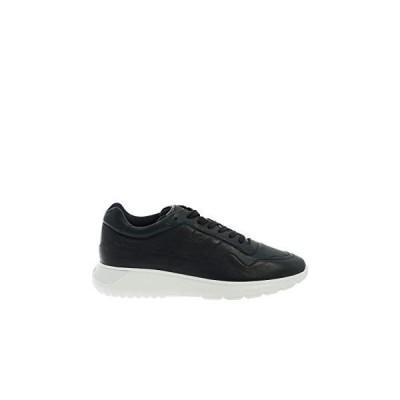 Hogan Luxury Fashion Man HXM3710CP50LE9U805 Blue Leather Sneakers | Spring Summer 20 並行輸入品