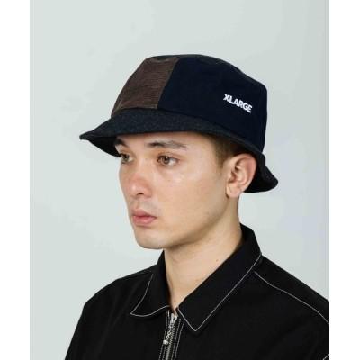 XLARGE / PANELED WOOL HAT MEN 帽子 > ハット
