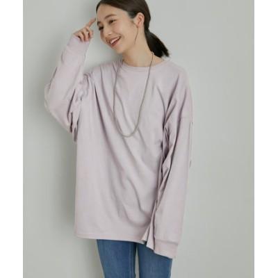 【WEB限定】ビッグシルエットロングTシャツ