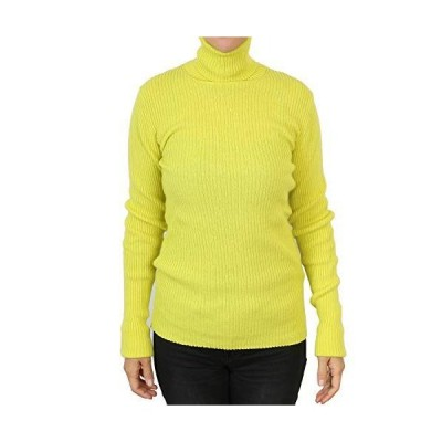 【Johnstons】ジョンストンズ Ladies 100% Cashmere Sweater Funnel Neck/タートルネック カシ