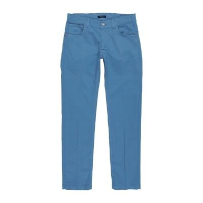 ENTRE AMIS GARÇON パンツ アジュールブルー 16+ コットン 98% / ポリウレタン 2% パンツ