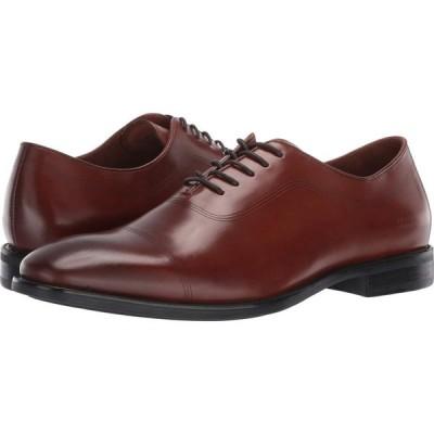ケネス コール Kenneth Cole New York メンズ 革靴・ビジネスシューズ レースアップ シューズ・靴 Ticketpod Lace-Up B Cognac