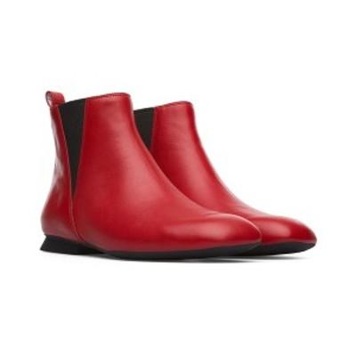カンペール レディース ブーツ&レインブーツ シューズ Women's Casi Myra Boots Medium Red