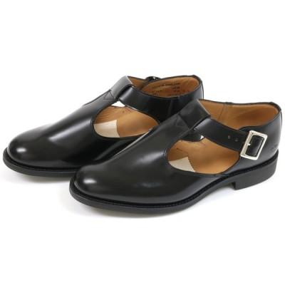サンダース ミリタリー サンダル ブラック (Sanders #1683 Military Sandal Black)