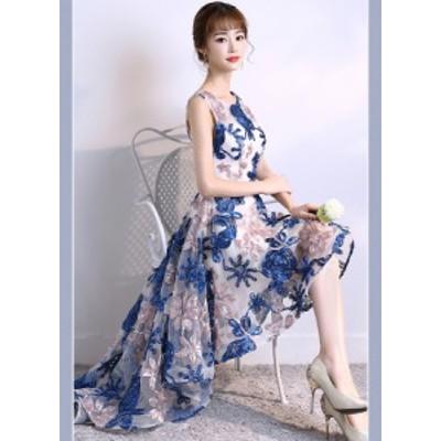 ウェディングドレス 結婚式 花嫁 二次会 パーティードレス  プリンセスライン  ブライダル 素敵 不規則なワンピース大きいサイズ