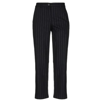 RUE•8ISQUIT パンツ ブラック 44 ポリエステル 39% / レーヨン 30% / ウール 30% / ポリウレタン 1% パンツ