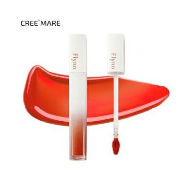 韓国コスメ 化粧品 フリン Flynn リップ リップティント 口紅 レッド 赤 ブリックカラー 赤茶 レッドブラウン