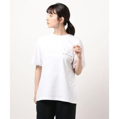 tシャツ Tシャツ EDWIN x ますだみく アーティストコラボTシャツ