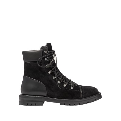 ALAÏA ショートブーツ ブラック 35.5 革 / 紡績繊維 ショートブーツ
