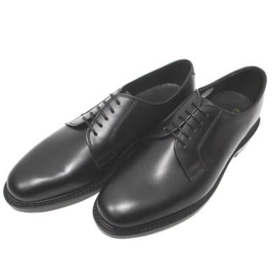 IDAe431583 ローク1880 メンズ 革靴 ビジネスシューズ PERTH ブラック レザー #7(約25.5cm) 未使用 Loak1880 【質みなみ・到津店】