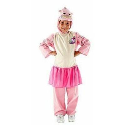 One  ファッション  Cepia Girls Zhu Zhu Pets Jilly Child Costume Pink One Size