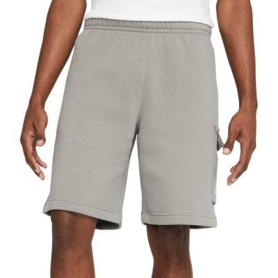ナイキ カジュアルパンツ ボトムス メンズ Nike Men's Sportswear Club Cargo Shorts FlatPewter