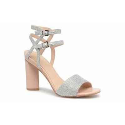 What For レディースサンダル Sandals Georgia Silver Silver