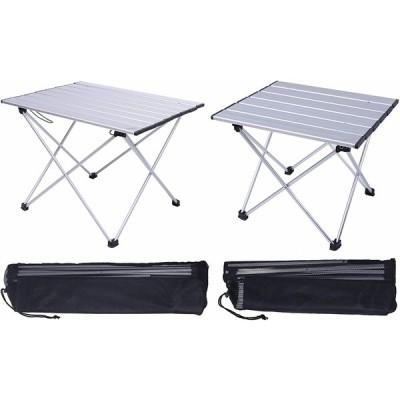 ウミネコ(UMiNEKO) アウトドア キャンプ テーブル セット 軽量 おりたたみ S