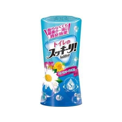 アース製薬/トイレのスッキーリ! フローラルソープの香り 400ml