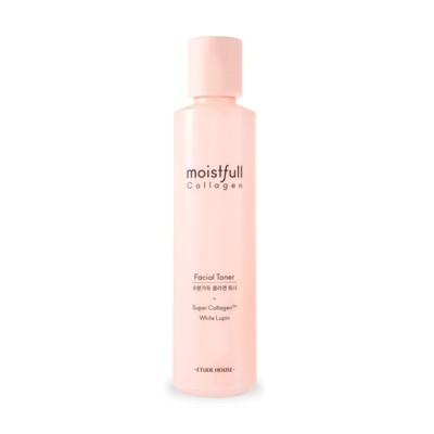 [エチュードハウス] モイストフルコラーゲン化粧水(スキン)200ml -  -  : うるおいを味方に、乾燥に負けない肌へ ::韓国コスメエチュードコスメ ETUDE HOUSE