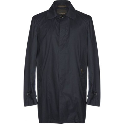 ムーレー MOORER メンズ コート アウター full-length jacket Dark blue