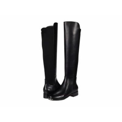 コールハーン レディース ブーツ・レインブーツ シューズ Grand Ambition Huntington Over-the-Knee Boot Black Princess Leather/Stretc