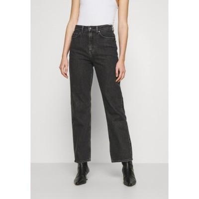 ウィークデイ デニムパンツ レディース ボトムス ROWE - Straight leg jeans - nova black