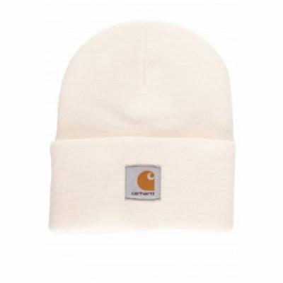 カーハート Carhartt WIP ユニセックス ニット ビーニー 帽子 - Acrylic Watch Wax - Beanie beige