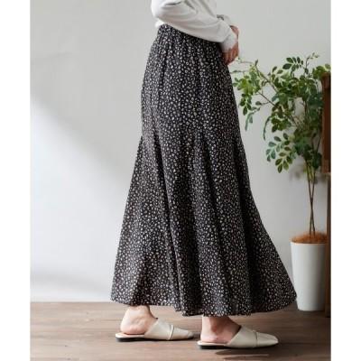 スカート アソート柄スカート