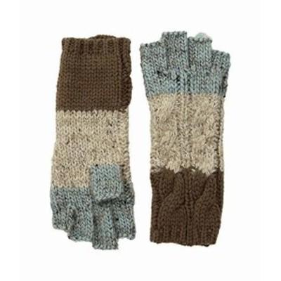 サン ディエゴ ハット カンパニー レディース 手袋 グローブ KNG3459 Fingerless Gloves