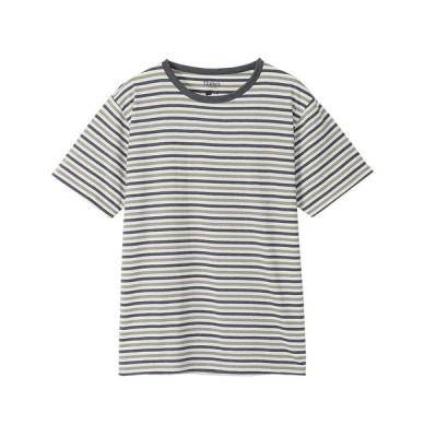 ヘインズ Hanes メンズ クルーネックTシャツ colors CREW NECK カジュアル シャツ【191013】