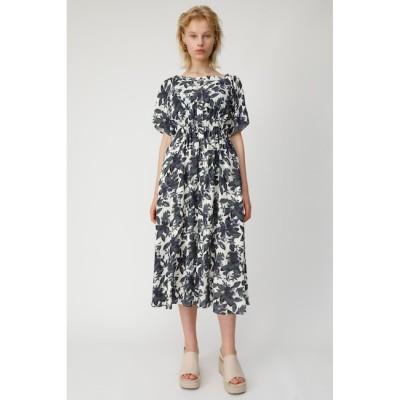 【マウジー/MOUSSY】 OFF SHOULDER FLOWER ドレス