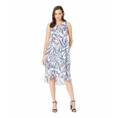 フレッシュプロデュース レディース ワンピース トップス Palm Leaves Ada Dress White