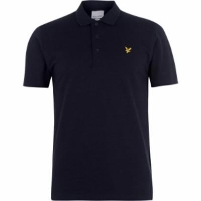 ライル アンド スコット Lyle and Scott メンズ ポロシャツ トップス Lyle Golf Polo Shirt Navy