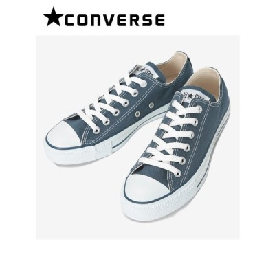 converse(コンバース)キャンバスオールスターOX  ネイビー ローカット  20春夏. 32160325